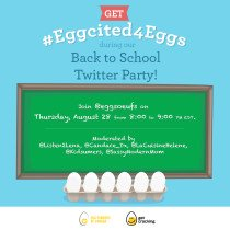 Get EGGcited4eggs Twitter Party