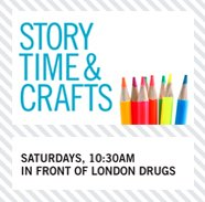 Lougheed Town Centre Story Time & Crafts