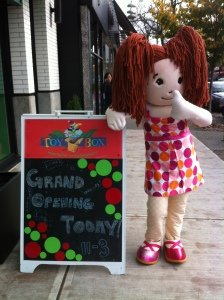 Toybox Grand Opening