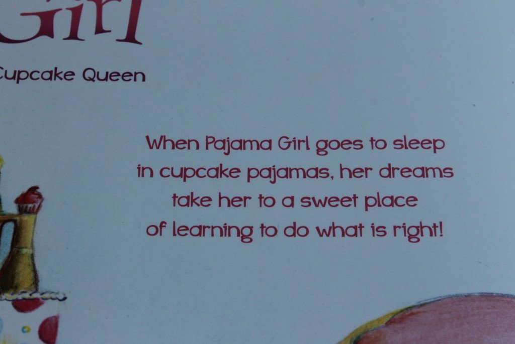 the adventures of pajama girl