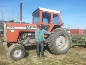Jas Tractor
