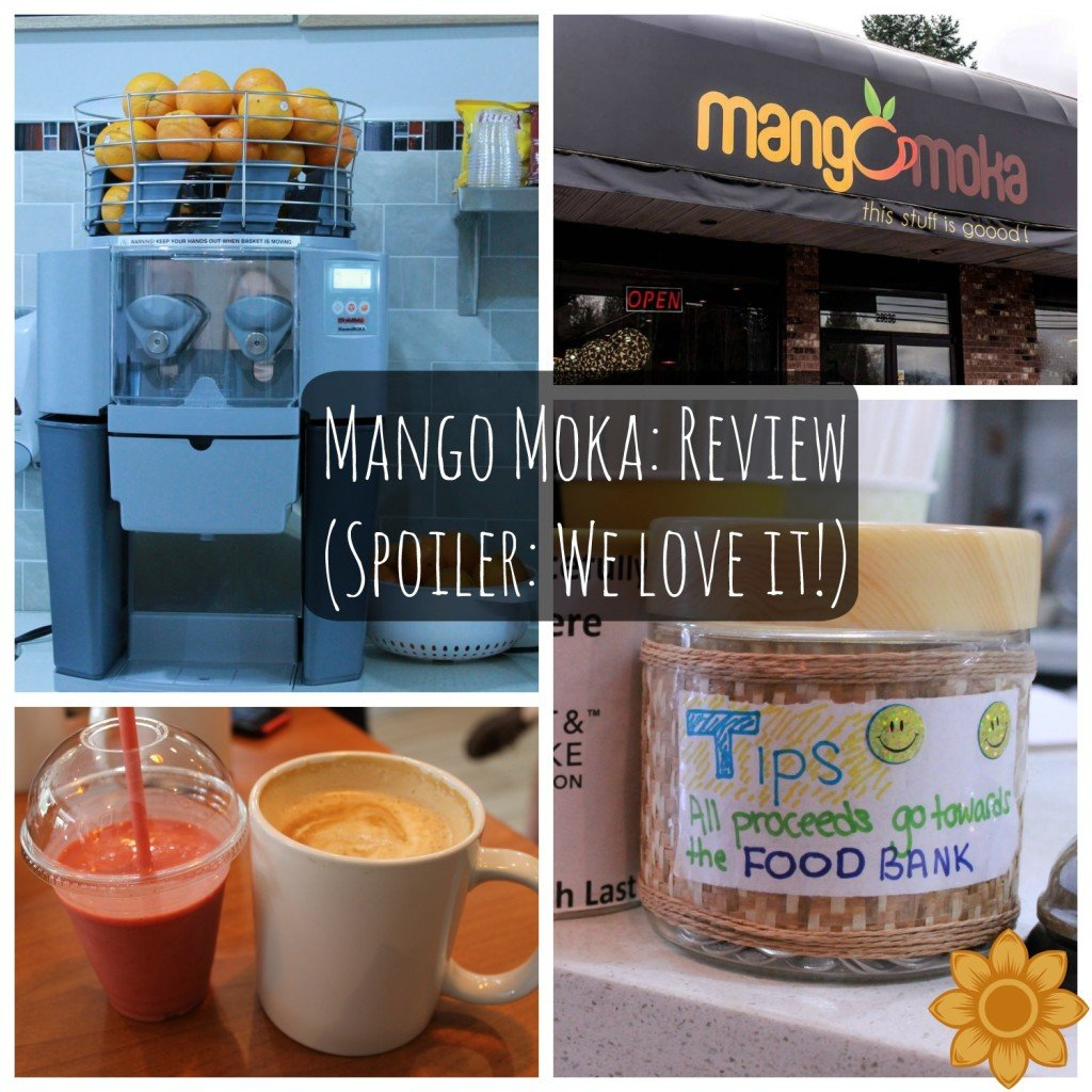 Mango Moka