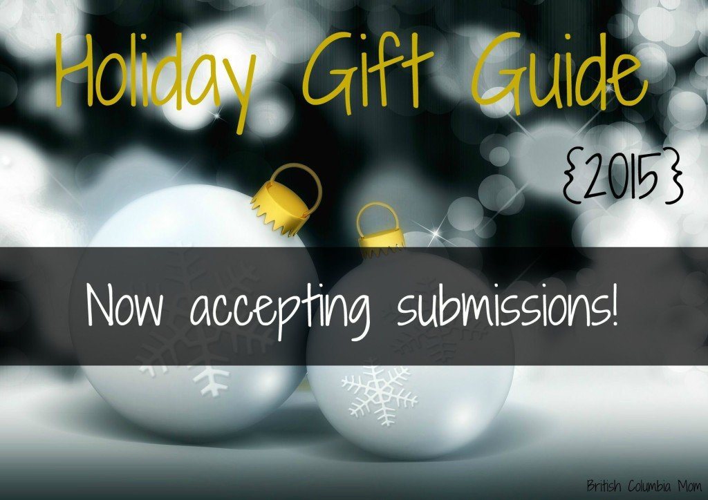 Holiday Gift Guide 2015