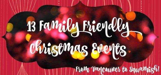 2015 Christmas Events
