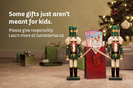 BCLC Lottery Holiday Campaign