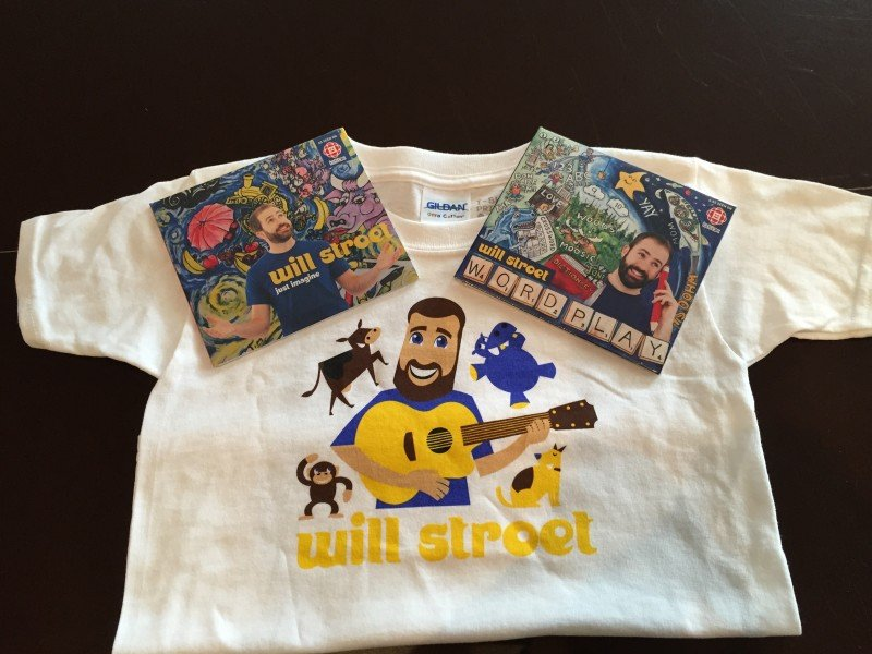 Will Stroet Prize Pack