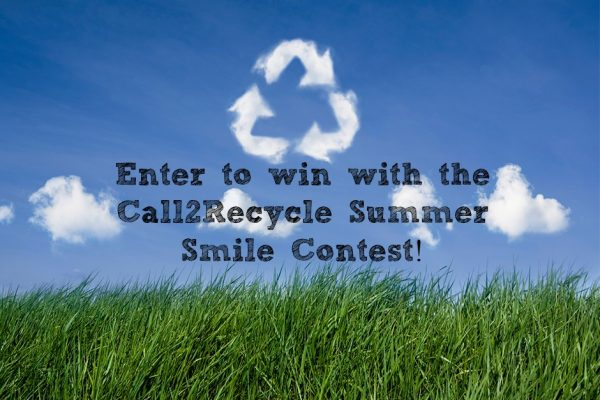 Call2Recycle Summer Smile Contest
