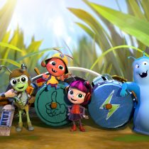 All you need is {sibling} love & Beat Bugs! + #Giveaway
