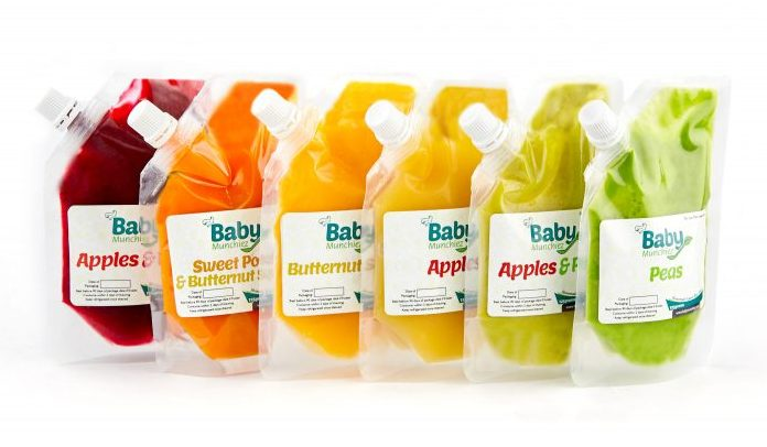 Baby Munchiez Rainbow
