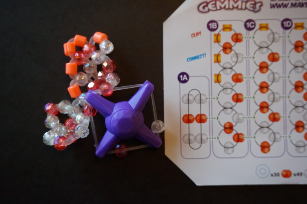 1A-1C of Gemmies clownfish