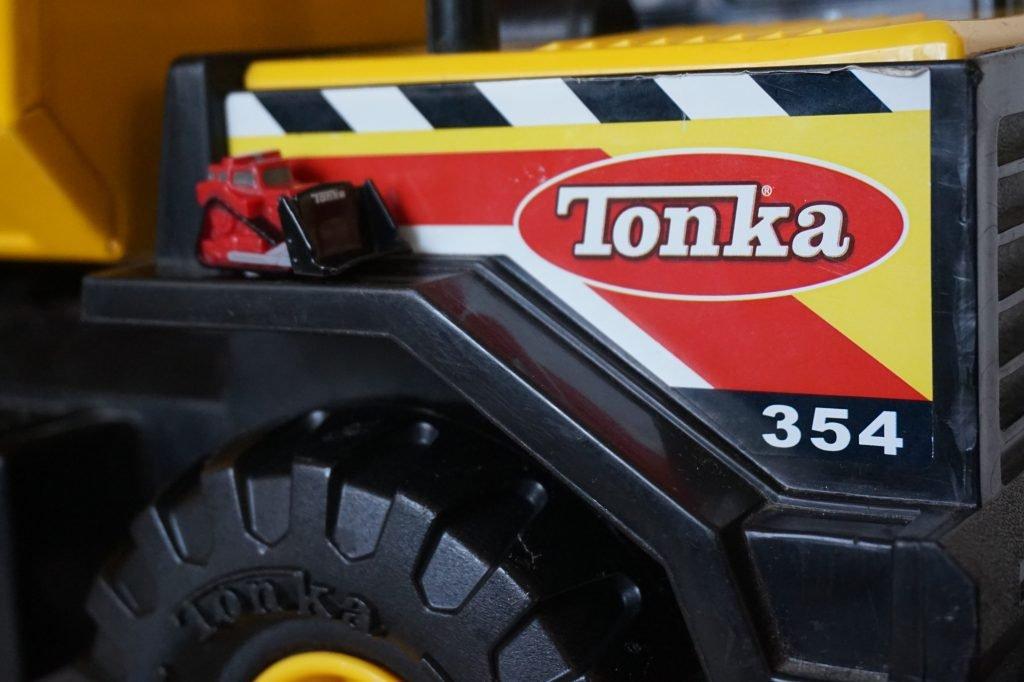Tonka machines