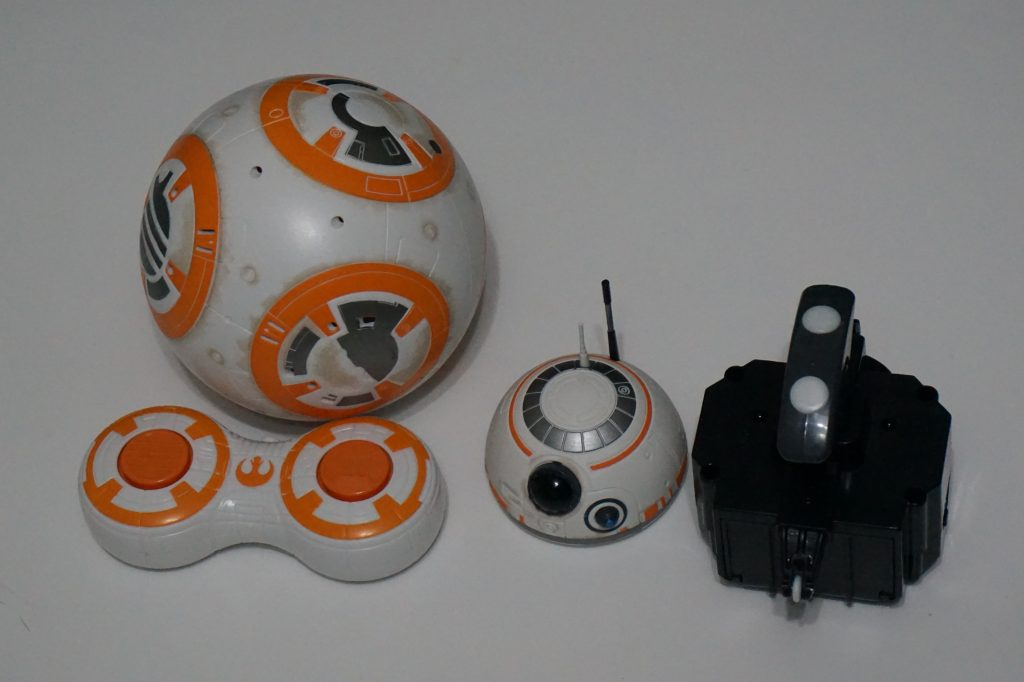 BB-8 Assembly required
