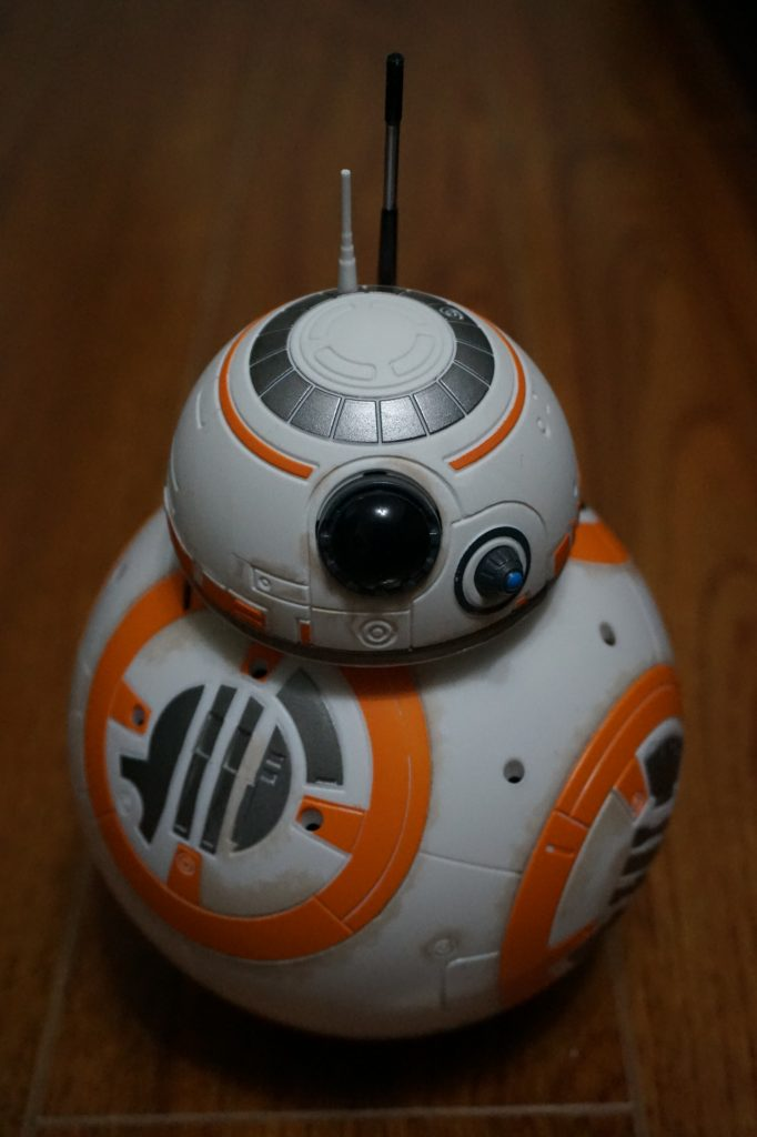 rc BB-8 full length