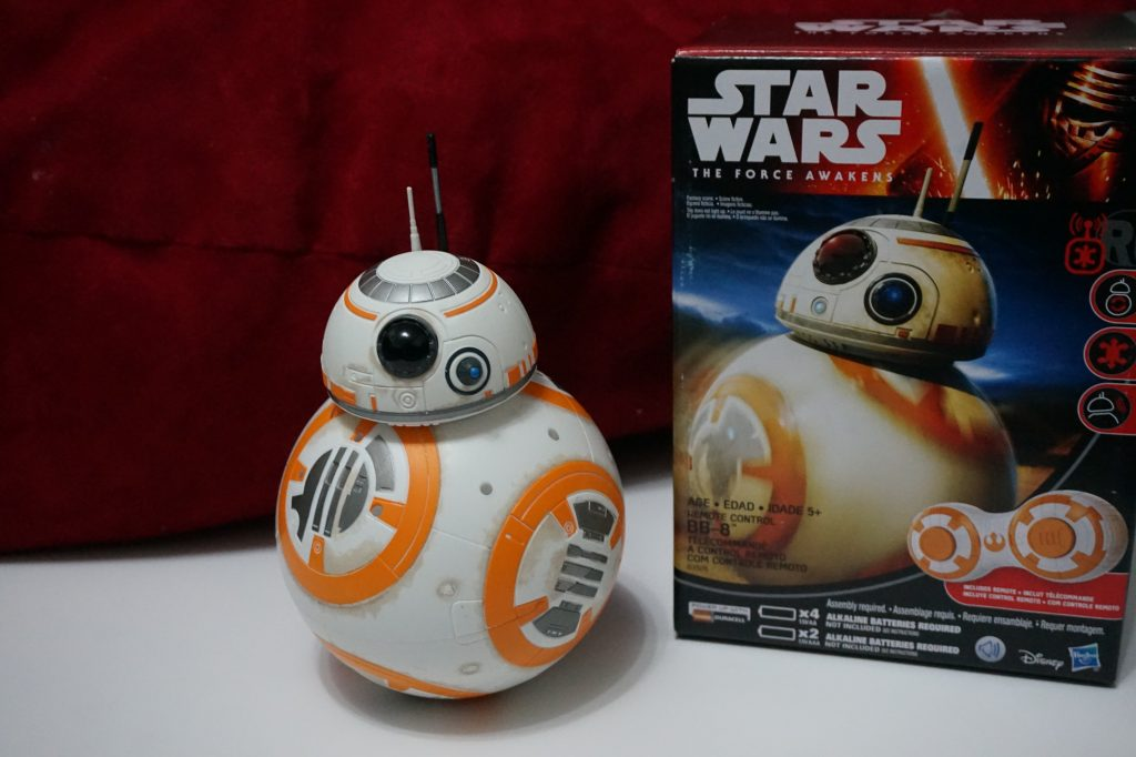 Force Awakens RC BB-8