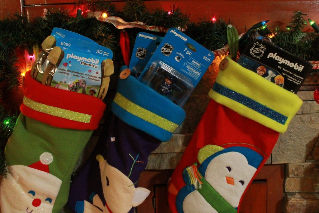 Playmobil Stockings