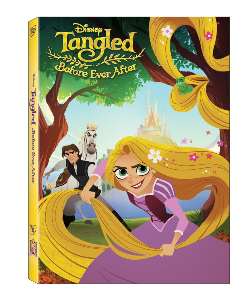 Disney Tangled Before Ever After