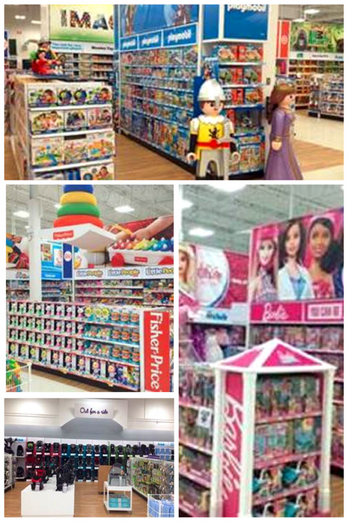 """Toys""""R""""US Langley Grand Opening"""