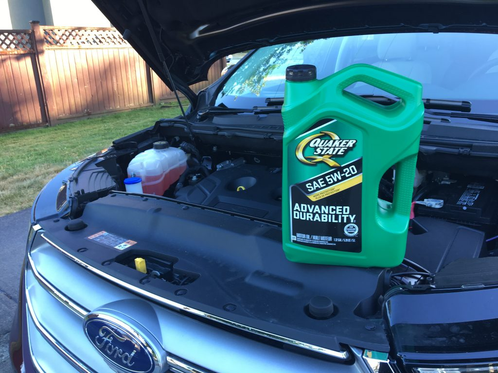 Road Trip Tips with Quaker State