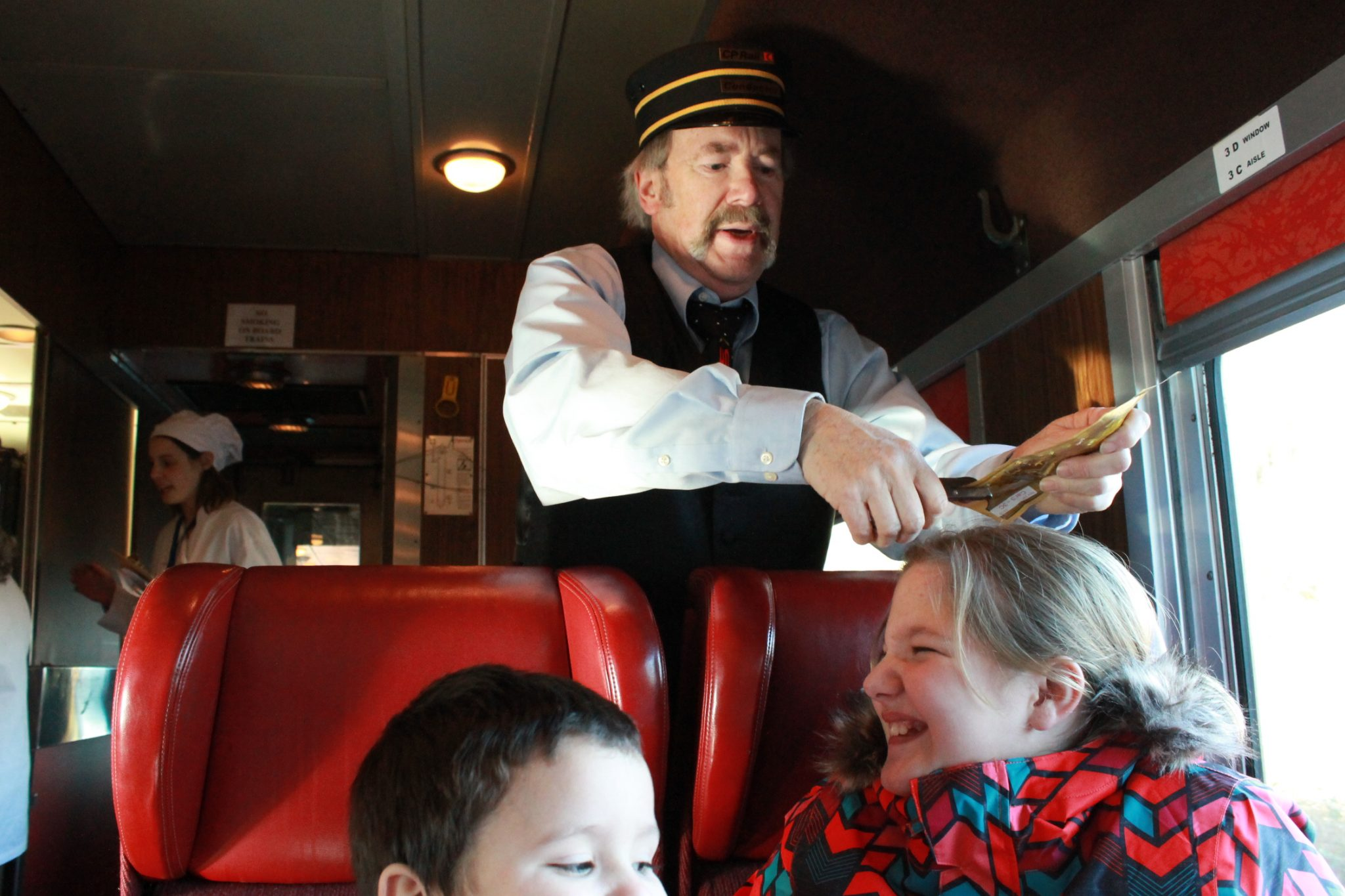 Do you believe? The Polar Express returns to Squamish + #Giveaway!
