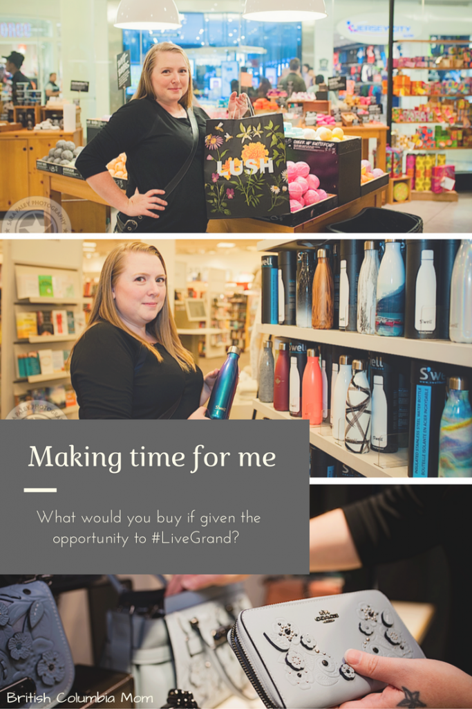 Making Time For Me With #LiveGrand // Sara Paley Photography
