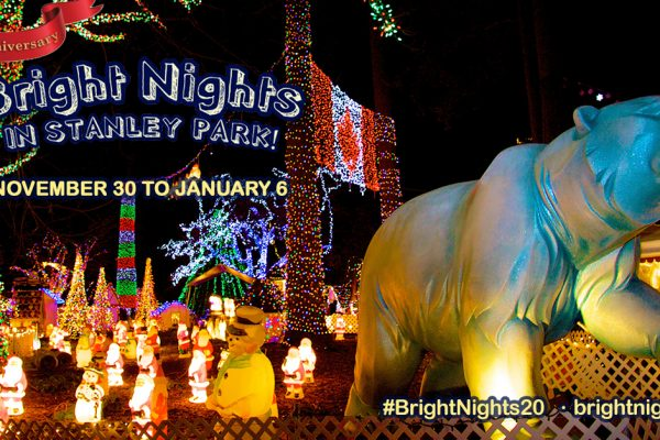 Bright Nights in Stanley Park Celebrates 20 Years {Events}