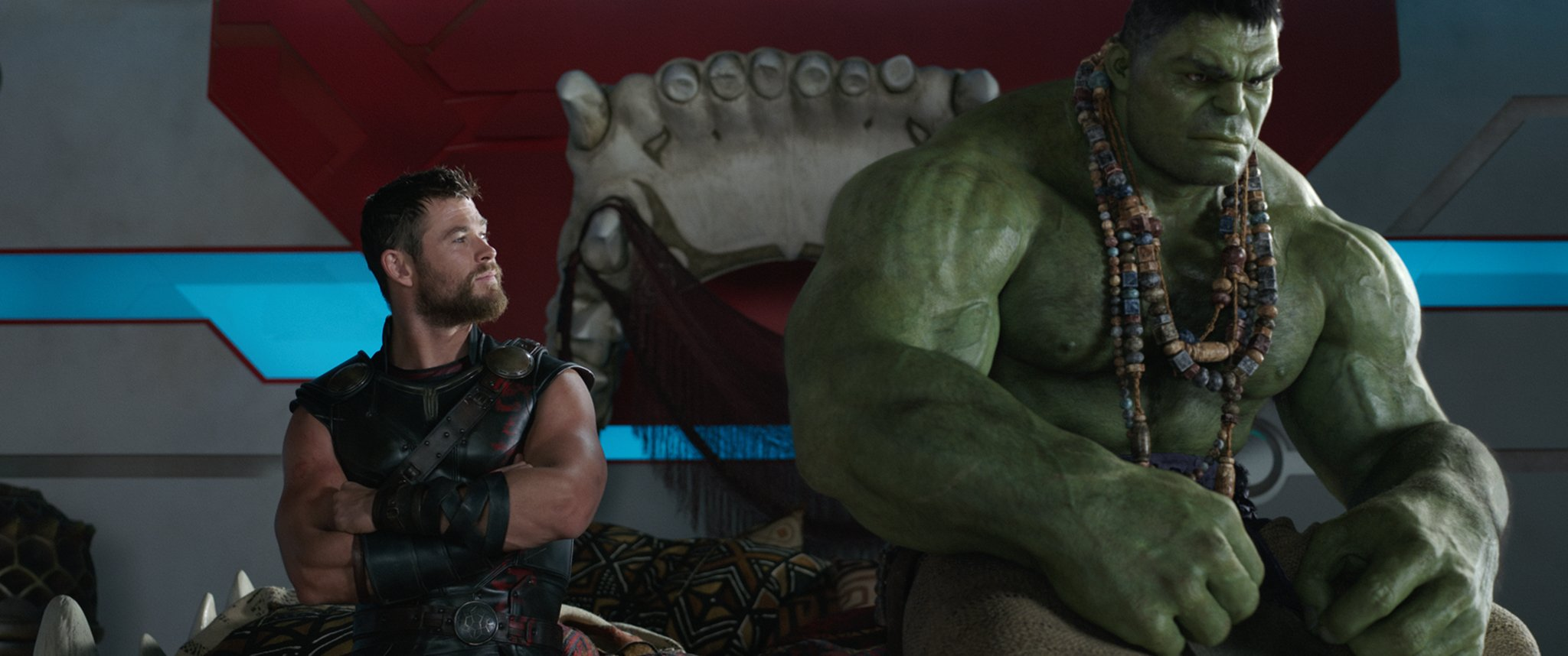 Thor: Ragnarok throws down the mighty movie hammer {Review}
