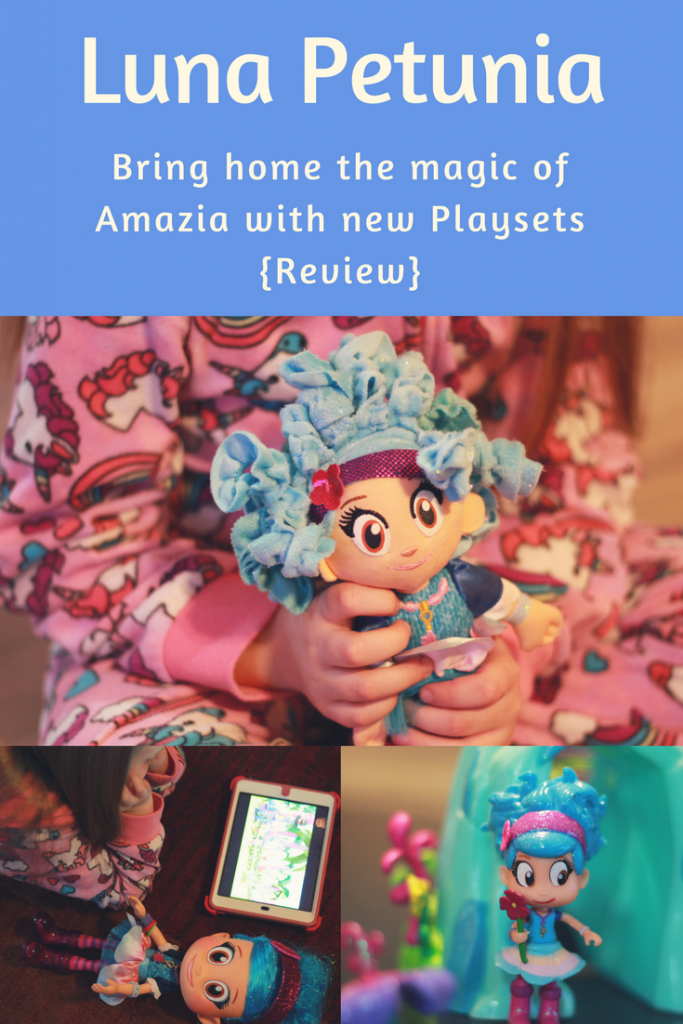 Luna Petunia New Playsets from Funrise Toys - #LunaPetunia #Reviews #ToyReview #Luna #Netflix