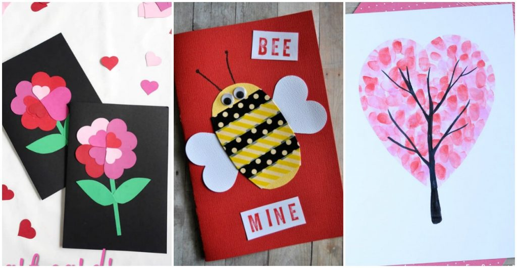 15 Diy Valentine S Day Cards For Kids British Columbia Mom