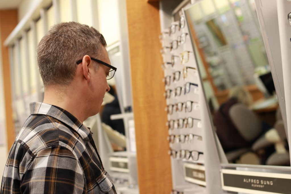 Pearle Vision - New Year, New Glasses - Frame Selection