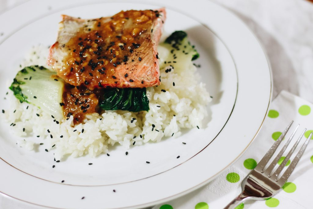 Fresh Prep Vancouver Glazed Salmon Recipe