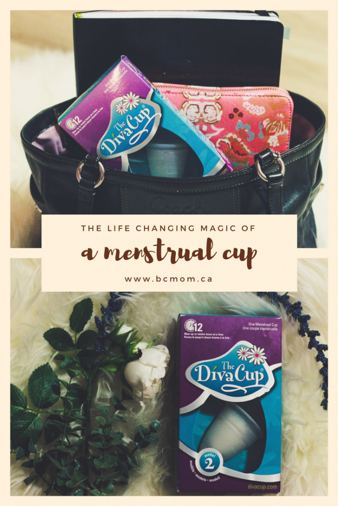 The Life Changing Magic Of A Menstrual Cup : Sharing my journey from not loving it, to being a DivaCup Lifer! #EcoFriendly #GreenLiving #MenstrualCup #Reusable #FemCare #DivaDifference
