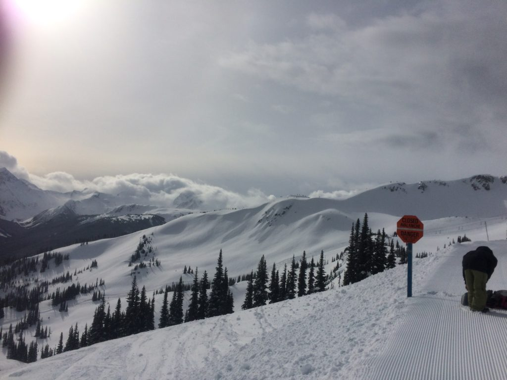 Whistler Blackcomb Resort Village